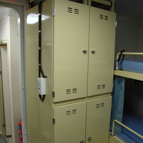 Locker Wardrobe